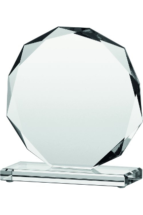 Glass Trophy 80613